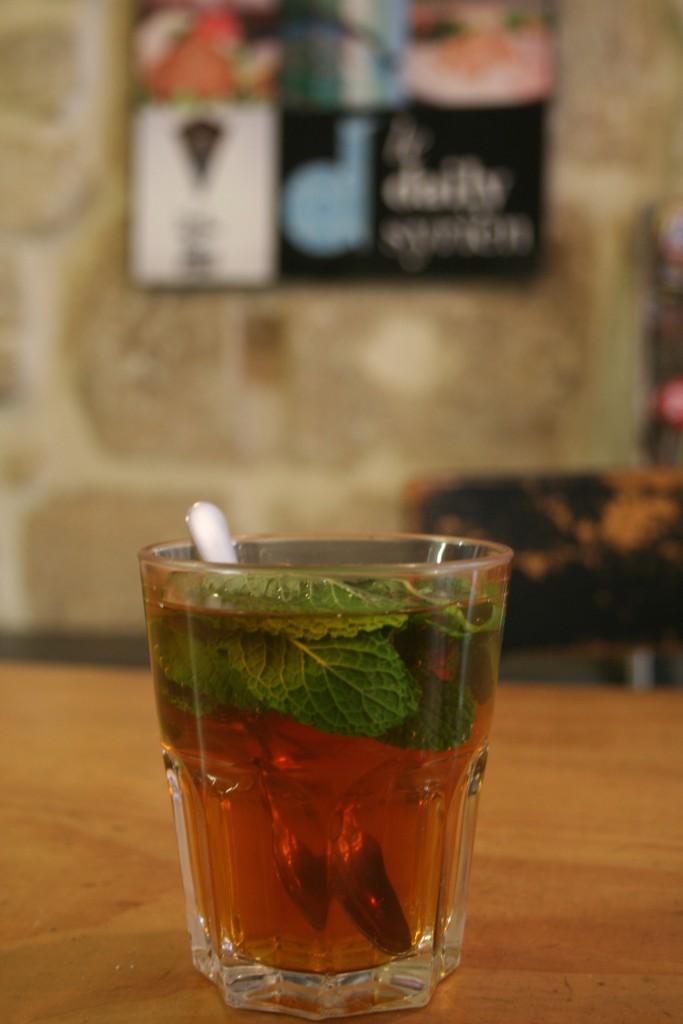 Thé à la menthe-Daily syrien