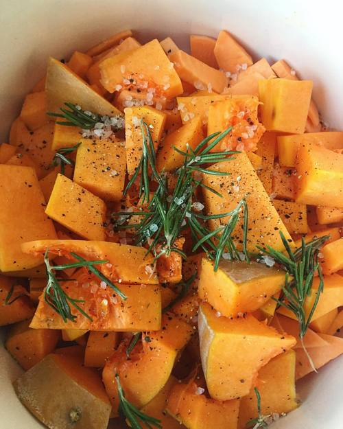patate douce recette Asado Club