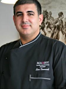 Sam Tavassali- Mazeh