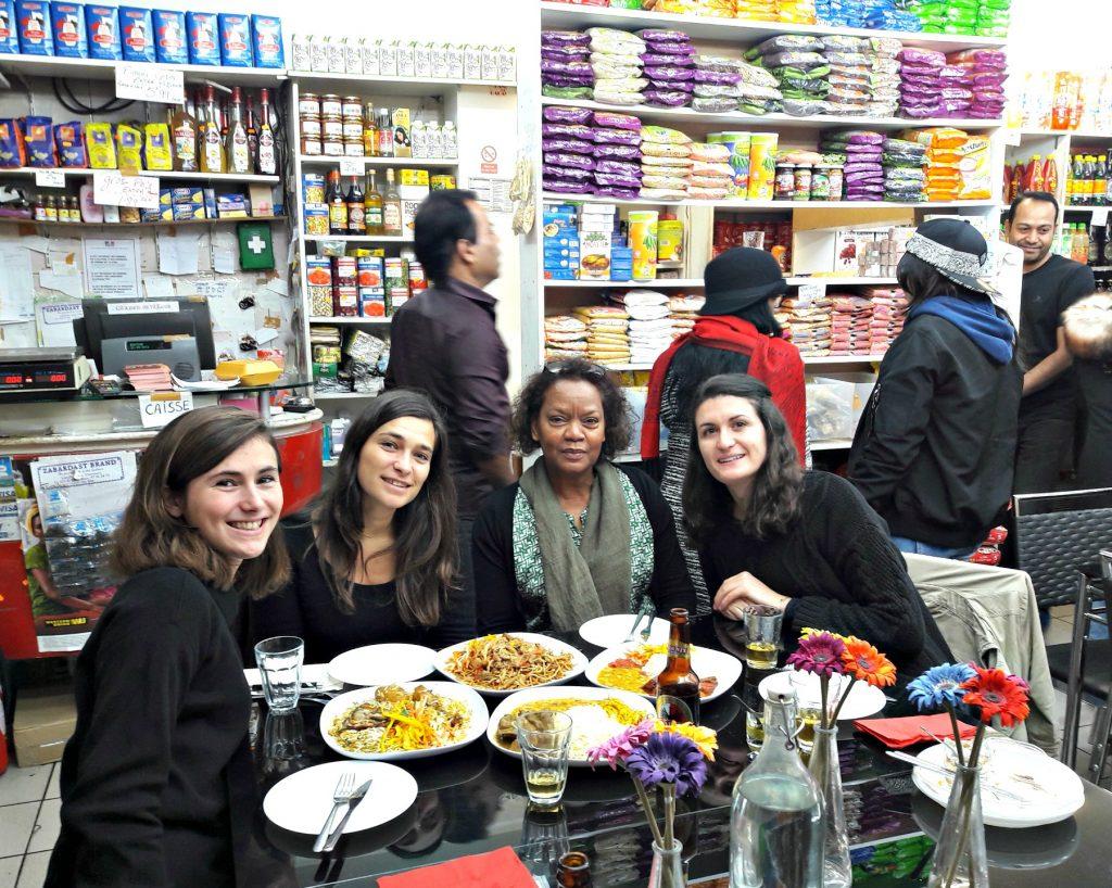 déjeuner bazar maurice epicerie