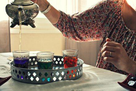 accueil thé à la menthe asmaa