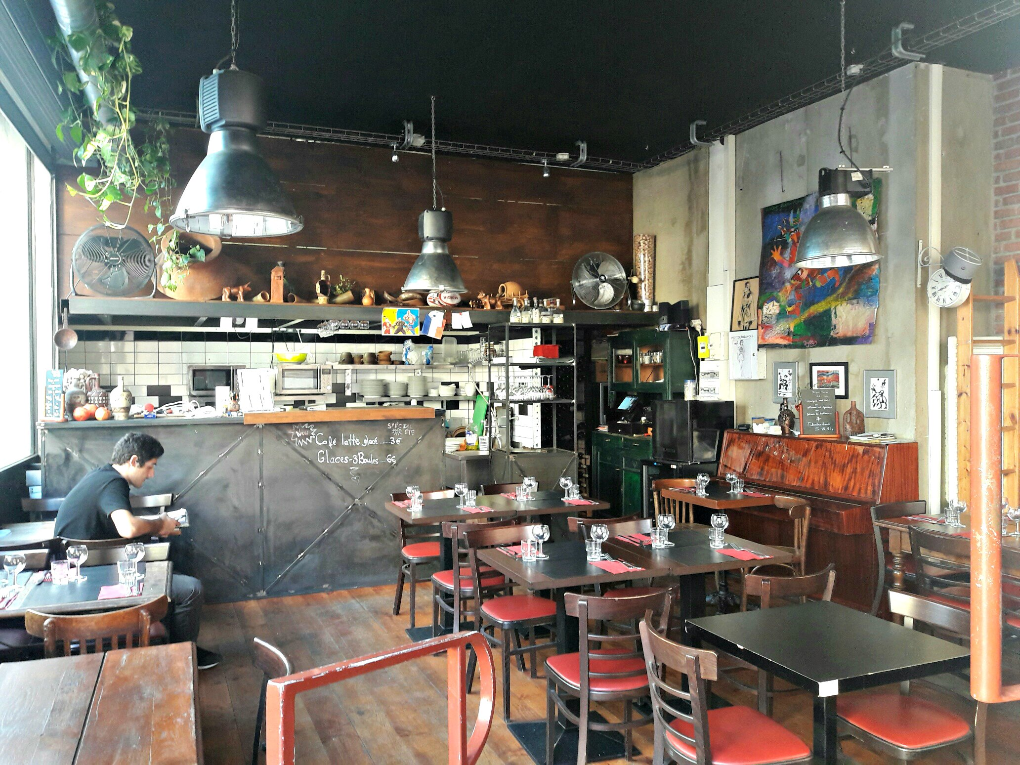 colchide restaurant georgien