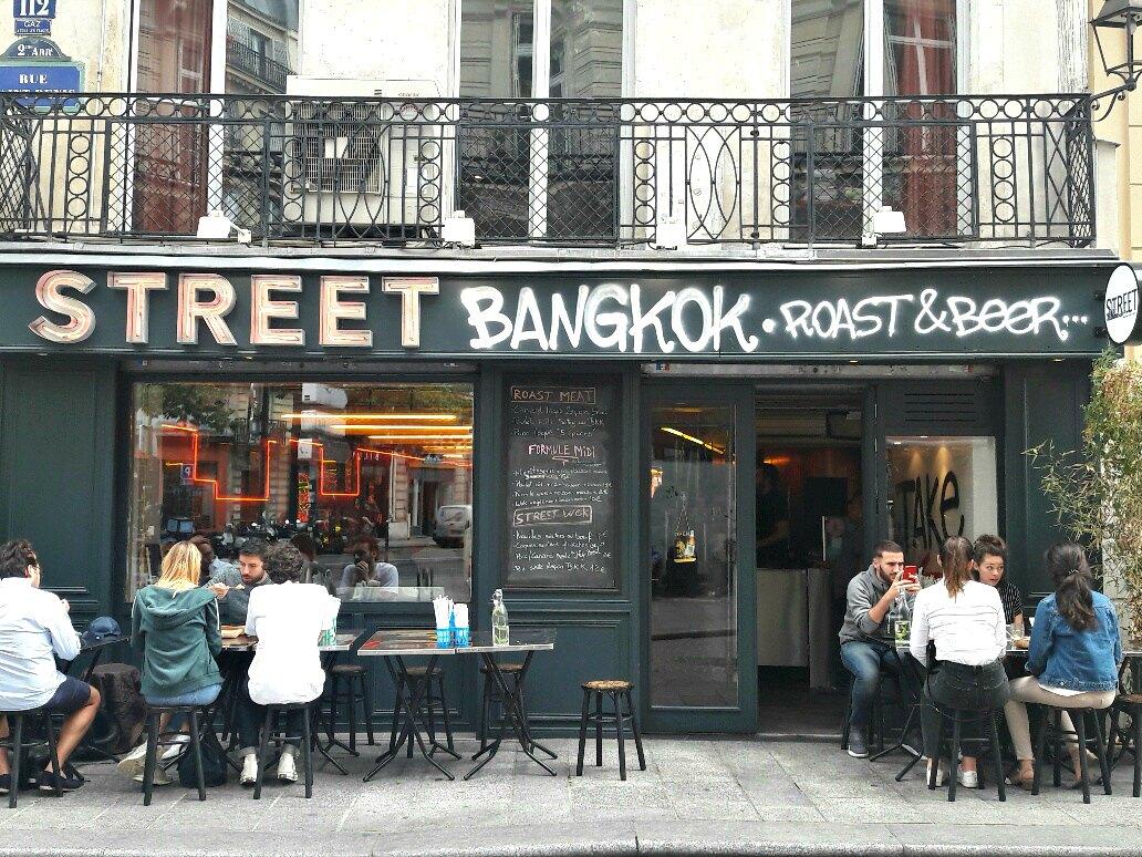 street bangkok roast