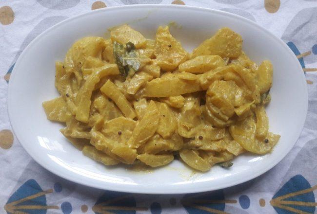 Radis blanc curry sri lanka